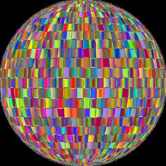 Sphere, Orb, Ball, Seamless, Tessellation, Pattern