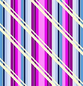 Texture, Surface, Stripes, Lines, Purple
