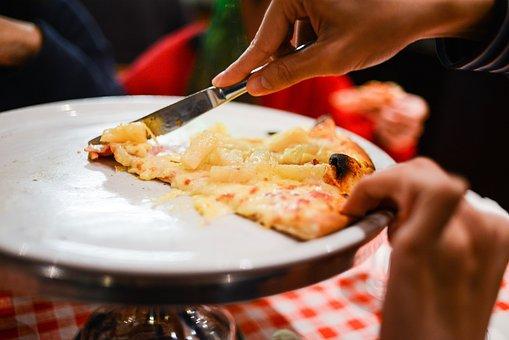 Cheesy, Pizza, Delicious, Italian, Baked, Wood Fire