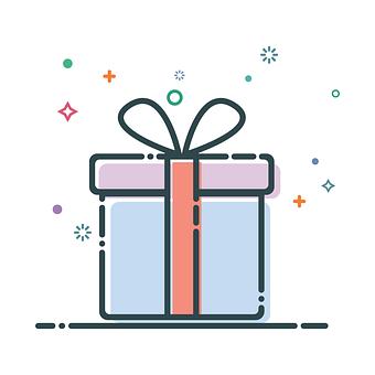 Birthday, Gift, Box, Surprise, Present, Ribbon