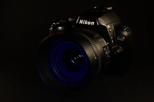 Camera, Nikon, G4s, Dslr