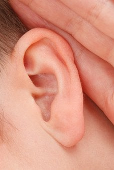 Close-up, Communication, Deaf, Ear, Female, Girl