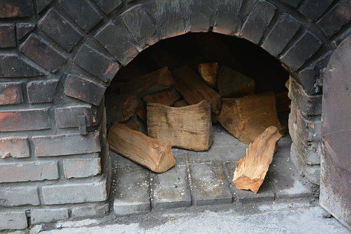 Oven, Fireplace, Firewood, Wood For The Fireplace