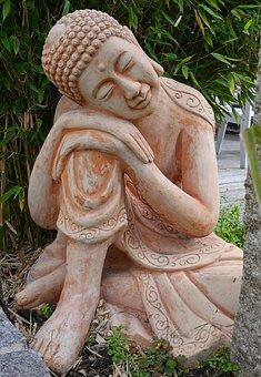 Garden Figurines, Clay Figure, Terracotta