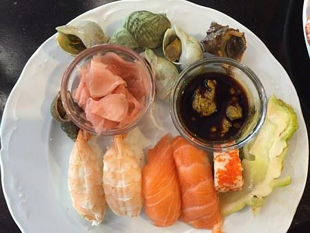 Western, Gourmet, Seafood, Cold Cuts, Cold Dishes