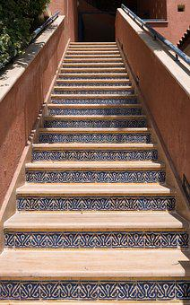 Stairs, Gradually, Pattern, Emergence, Staircase