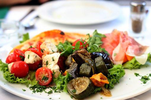 Antipasti, Starter, Italian, Healthy, Eat, Oil, Frisch