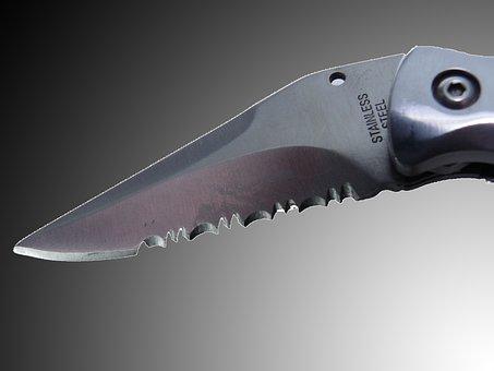 Ground, Blade, Knife, Knife Blade, Razor Sharp, Sharp