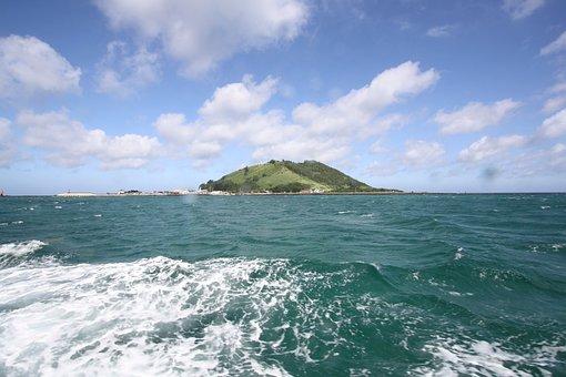 Island, Non-transferability, Sea, Summer, Maritime