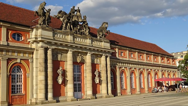 Germany, Potsdam, Historically, Places Of Interest