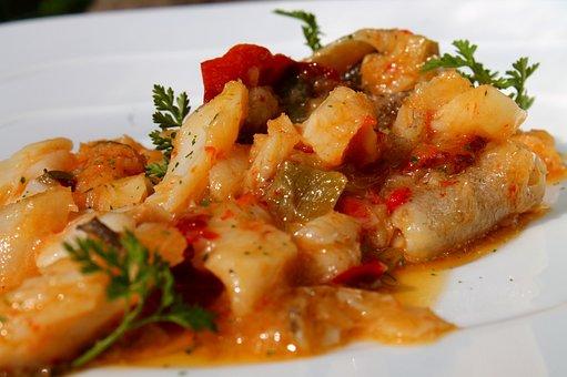 Ajoarriero, Stew, Cod, Food, Restaurant