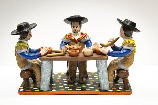 Clay, Dolls, Estremoz, Ganhões To Eat, Art, Sculpture