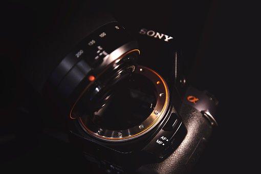 Camera, Dslr, Photography, Lens, Digital, Technology