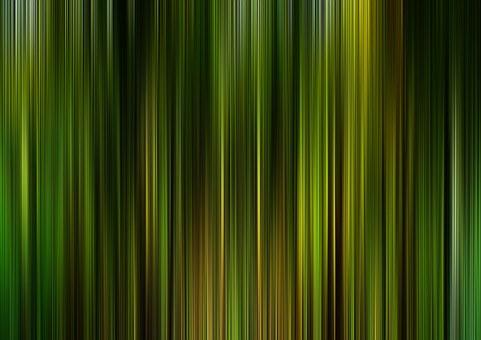 Theater, Cinema, Curtain, Stripes, Green, Yellow