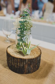 Another Picture Of The Flower, Wedding, Table