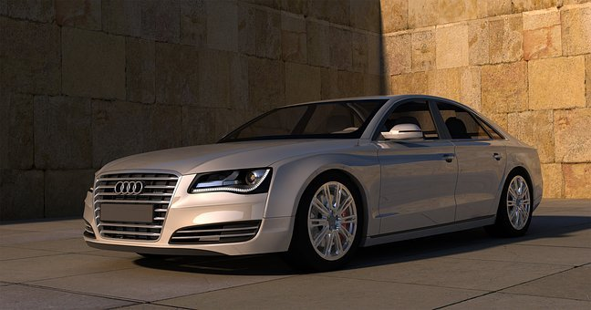 Audi, A8, Sports Car, Autos, Automobile, Contour