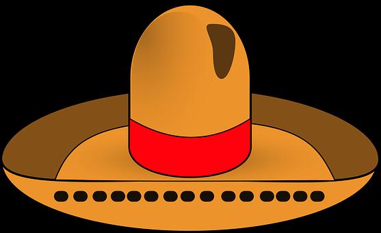 Sombrero, Mexican, Hat, Mexico, Ethnic, Cultural