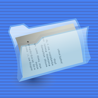 Folder, File, Paper, Office, Document, Clear