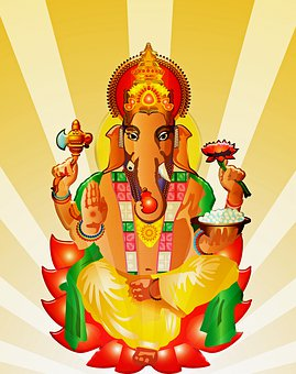 Ganesh, India, Ganesha, Hinduism, God, Religion, Hindu