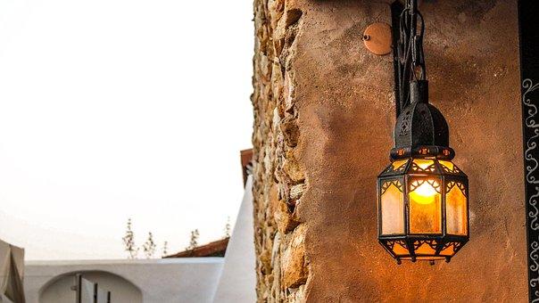 Lamp, Light, Lighting, Decoration, Atmosphere