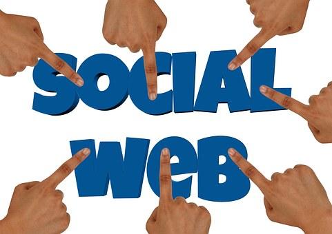 Touch, Finger, Media, Web, Social, Social Media