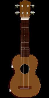 Ukulele, Instrument, String, Musical