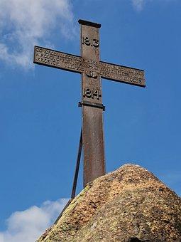 Cross, Summit, Summit Cross, Ilse Stein, Mountaineering