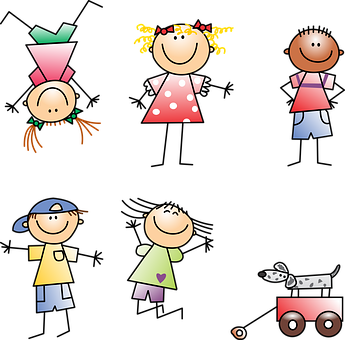 Kids, Drawing, Girl, Boy, Child, Children, Kids Drawing