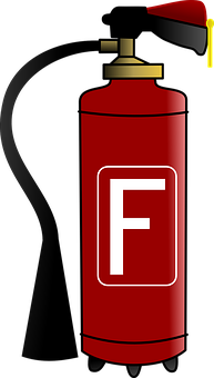 Extinguisher, Fire, Foam, Emergency