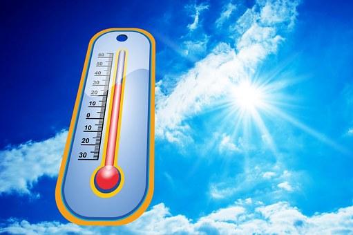 Heat, Summer, Sun, Heat Record