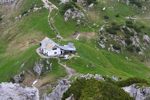 Admonterhaus, Austria, Mountains, Mountain