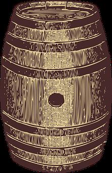 Barrel, Oak, Storeage, Old-fashioned, Aged, Cask