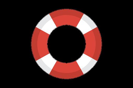 Swimming, Lifebuoy, Life Saving, Ring, Rescue, Rubber