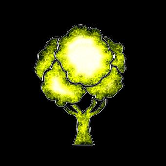 Tree, Sheet, Plant, Decor, Ornament, Jewelry