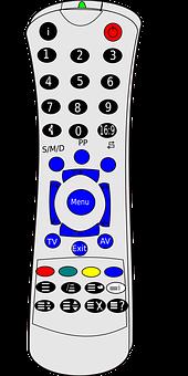 Remote Control, Telecontrol, Distant Control