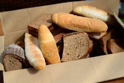 Dried Perčivo, Rolls, Breadcrumbs, Bread, Kajzerka
