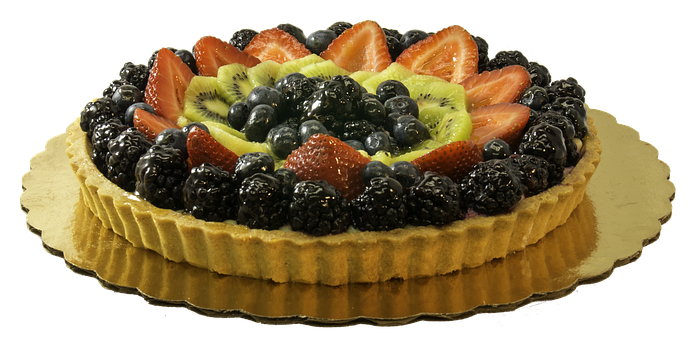 Fruit, Tart, Dessert, Sweet, Food, Cake