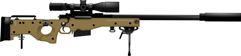 Rifle, Gun, Weapon, Pistol, Handgun, Ammunition