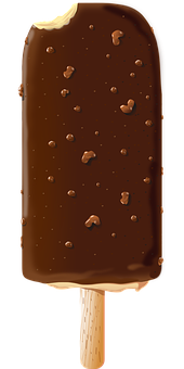 Popsicle, Ice Pop, Dessert, Chocolate Popsicle