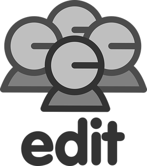 Edit, Group, Category, Individuals