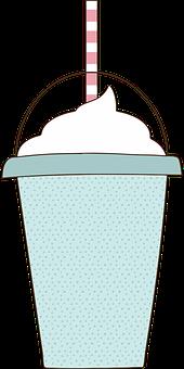 Coffee, Ice, Glass, Milk, Cold, Drink, Ice Cream