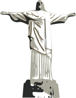 Statue, Christ, Jesus, Monument, Religion, Christianity