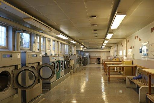 The Laundry Room, Machines, Washing, Wash