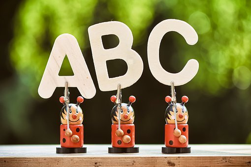 Abc, School, Child, Letters, Learn, Students, Read