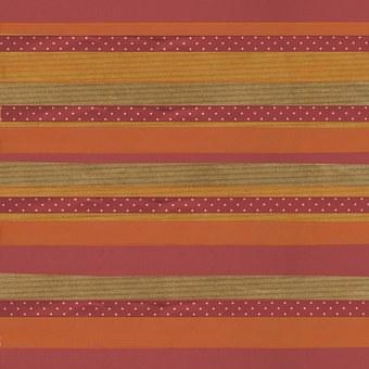 Background, Scrapbook, Beautiful, Red, Striped, Stripes