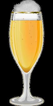 Beer Glass, Champagne Flute, Champagne Glass, Stemware