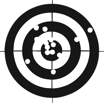 Target, Crosshair, Bullet Openings, Competition