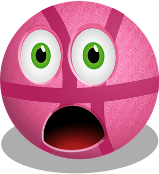 Smiley, Emoji, Dribbble, Dribbble Logo, Dribbble Smiley