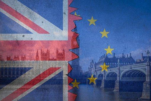 Brexit, Flag, Europe, Eu, Uk, Britain