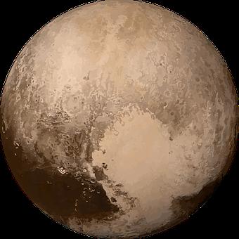Pluto, Planet, Dwarf, A Dwarf Planet, Ninth